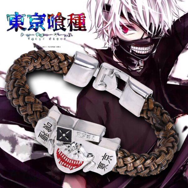 Bracelet masque Kaneki Ken