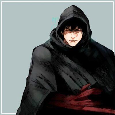Amon Kotaro Ghoul borgne
