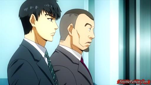 Yukinori Shinohara et Amon Kotaro CCG