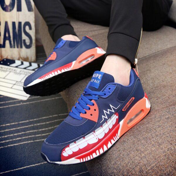 Chaussure Tokyo Ghoul bleu