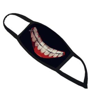 Masque en coton sourire du masque de Ken Kaneki