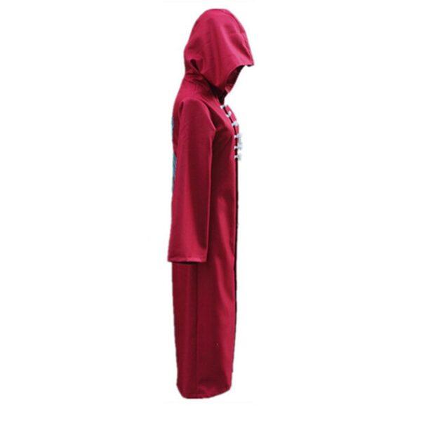 Robe cosplay Aogiri