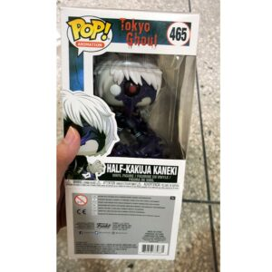 figurine pop Kaneki half kakuja