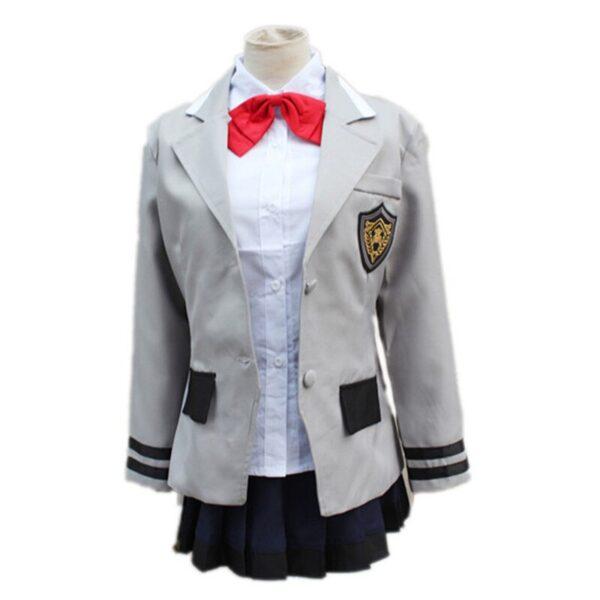 Touka cosplay uniform