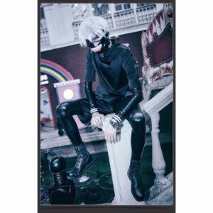 Cosplay Tokyo Ghoul Kaneki
