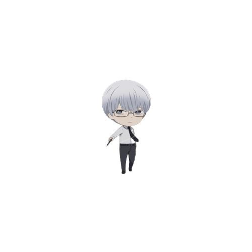 Pin's Kishou Arima Tokyo Ghoul