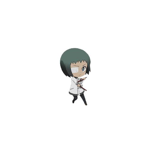 Pin's Mutsuki Tokyo Ghoul