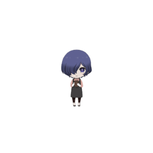 Pin's Touka Kirishima Tokyo Ghoul