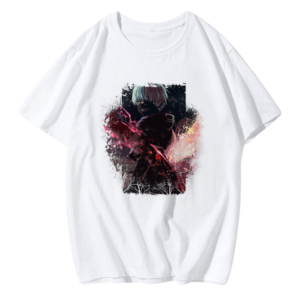 T-shirt Kaneki obscure Tokyo Ghoul
