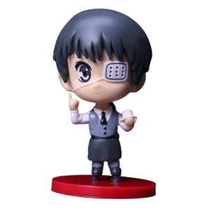 mini figurine Ken Kaneki gentil Tokyo Ghoul