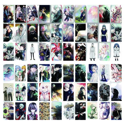 Carte/autocollant fanart Tokyo Ghoul