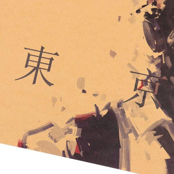 Ken Kaneki poster Tokyo Ghoul