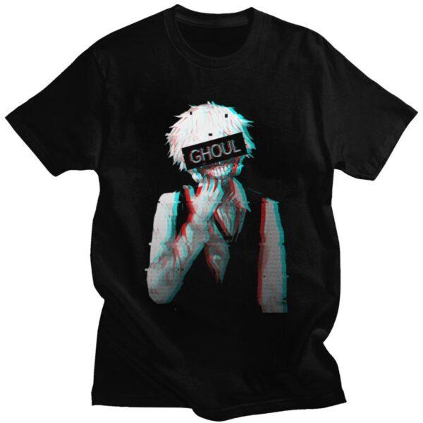 "T-shirt Kaneki ""ghoul"""