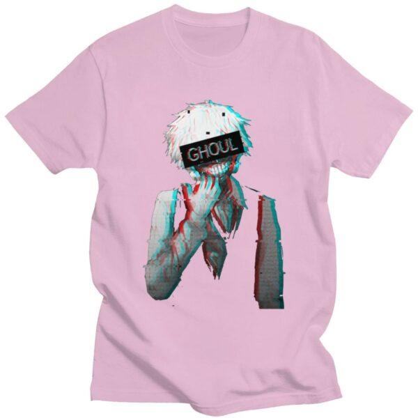 """T-shirt Ken Kaneki """"ghoul"""""""