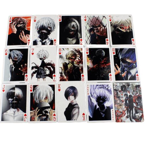 Jeu de carte Tokyo Ghoul