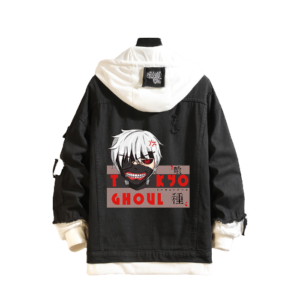 Veste Kaneki fâché Tokyo Ghoul