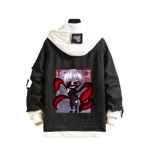 Veste petit dark Kaneki Tokyo Ghoul