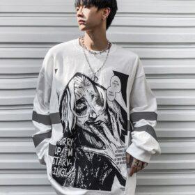 Sweatshirt Takizawa Tokyo Ghoul